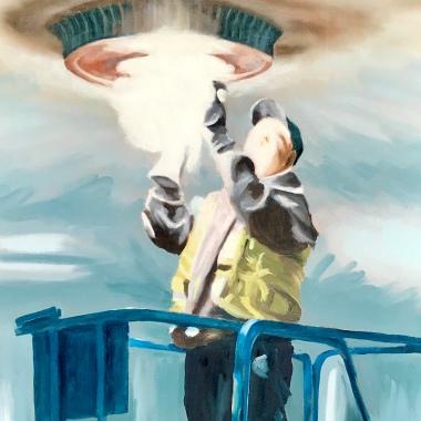 Ascension 24x18