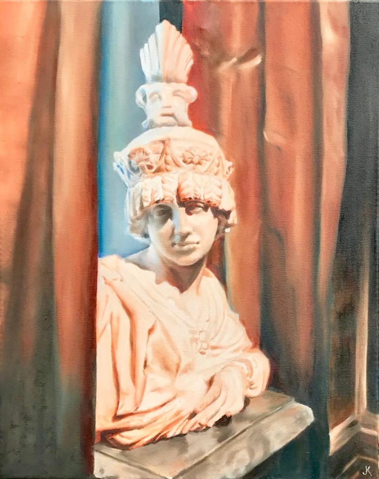 Statue 20x16